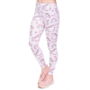 Leggings Einhorn Unicorn Leggins Legins Sport Hose mit Print Motiv Stretch